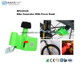 Bicycle Generator with Power Bank