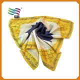 Factory Price Custom Logo 100% Silk Scarves for Women