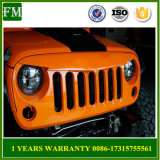 Front Angry Bird Grille Grid Grill for Jeep Wrangler Rubicon Jk Sport