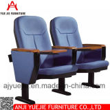 Commercial Plastic Folding Auditorium Chair and Wariting Pad Yj1001b