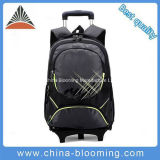 Kids Luggage Trolley School Backpack Bag with Wheels
