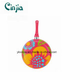 Aluminum Non-Stick Silk Screen Printing Mini Fry Pan, Cookware