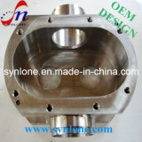 CNC Machining Stainless Steel Cover