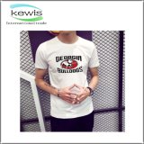 Men T-Shirt in Various Colors, Sizes, and Materials