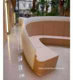 Modern 5 Star Hilton Hotel Lobby Furniture Waiting for Check-in