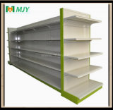 Supermarket Gondola Shelf Shelving Rack Mjy-3821