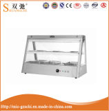 Sc-60A Commercial Hot Stainless Steel Food Display Warmer for Sale