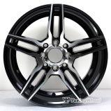 15 Inch Hyper Black Rims Alloy Wheels