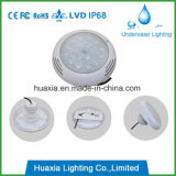 18W AC12V PVC RGB Warm White LED Swimming Pool Light