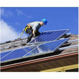 High Efficiency Solar Panel with A Grade Solar Cell Pollution-Free with TUV