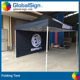 Manufacturer Custom Printed Popup Logo Steel Tents