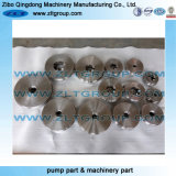 Customized Stainless Steel Pump Stuffing Box Cover