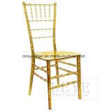 Resin Chiavari Chair-Clear
