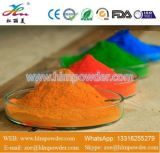 Electrostatic Spraying Candy Color Transparent Powder Coating with RoHS Certification