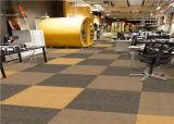 50cm X 50cm PP Pile Tufted Commercial Floor Carpet Dust Absorption