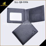 Delicate RFID Blocking Wallet with Good Leather for Men