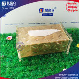 Novel Design Wholesale Tissue Paper Box with Lid