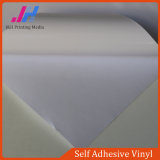 Printing Materials White Self Adhesive Vinyl