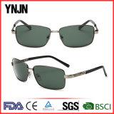 High Quality Square Polarized Mens Sunglasses Glasses (YJ-F8506)