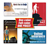 Business Card Flat Fridge Magnet