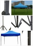 Steel 3mx3m with Full Set Sidewalls Collapsible Gazebo