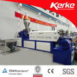 HDPE Plastic Recycling Two Stage Extruder