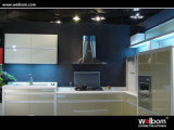 ISO Welbom Custom Made Lacquer MDF Kitchen Cabinet