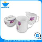Wholesale 3PCS Ceramic Coffee Cup Set