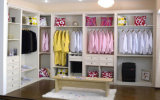 White Wardrobe Closet Furniture (zy-056)