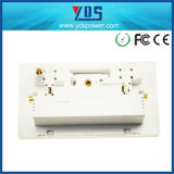 Electrical Switch Socket with 2 LED Lights