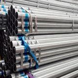ERW Welded Carbon Galvanized Fence Tube Pipe
