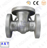 Pipe Fittings Valve Part Alloy Steel Solid Investment Casting