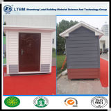 Wood Grain Fiber Cement Board Exterior Cladding