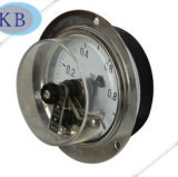 All Stainless Steel Oil Electric Contact Pressure Gauge