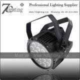 18X12W LED PAR 64 Spotlight Outdoor LED Lighting Silence for Theater Studio