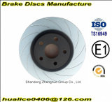 Auto Parts Factory of Brake Rotors