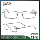 New Design Fashion Metal Reading Glasses with Case