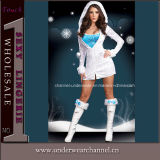 Role-Playing Eskimo Adult Cosplay Christmas Party Sexy Costume (6118)