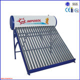 Compact Pressurized Solar Water Heater for Home