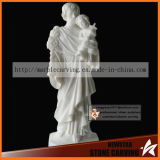 God The Father, Son, Holy Spirit Statues Carving Ns044