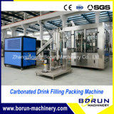 Natural Energy Drinks Filling Making Plant with Advanced Technology