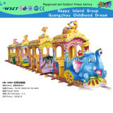 High Quality Large Animal Cartoon Amusement Train (HD_10301)