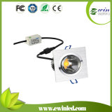 AC100-240V Square LED Downlights with CE RoHS