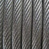 Non-Roating Steel Cable 19X7 with Steel Core