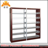Jas-064 Metal&Wood Color Library Bookshelf