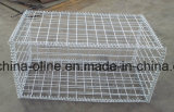 Stones Metal Wire Gabion Box