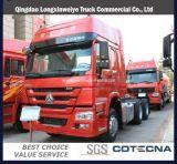 2014 New Sinotruk HOWO 371HP 6X4 Tractor Truck