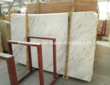 Volakas White Marble Slab for Flooring or Wall