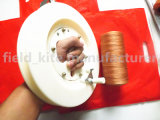 Kite Round Wheels with Rotatable Bearing Handles