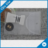 Transparent PVC Spare Button Bag for Buttons and Thread